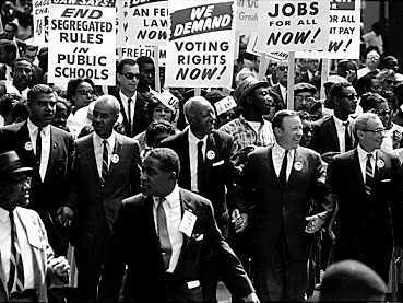Civil Rights Movement: 1963 March on Washington