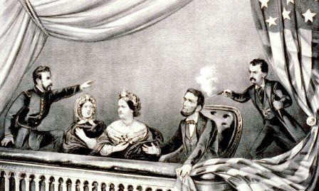 Abraham Lincoln Assassination: Facts for kids ***