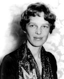 Early Aviation - Picture of Amelia Earhart