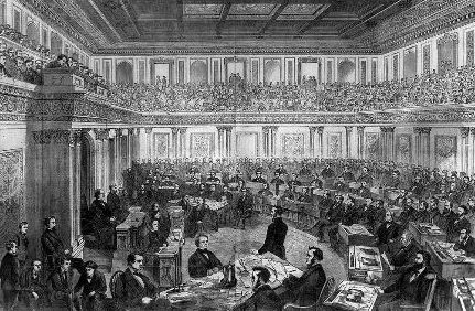 The Impeachment Trial of Andrew Johnson