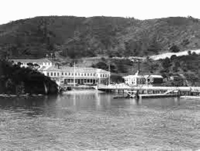 Angel Island Immigration Center