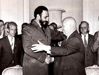 Cuban Missile Crisis: Castro and Khrushchev