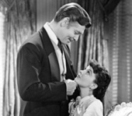 Hays Code: Clark Gable and Vivien Leigh in Gone with the Wind movie