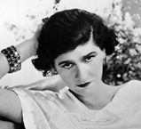 Famous Flappers - Picture of Coco Chanel