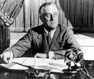 FDR Radio Broadcasts: Fireside Chats