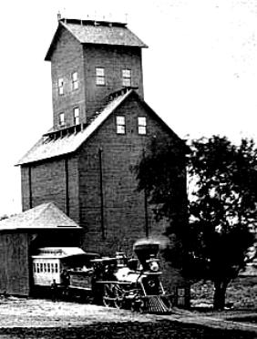 Grain Elevators: US History for Kids ***