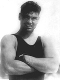 Sports in the 1920s - Picture of Jack Dempsey