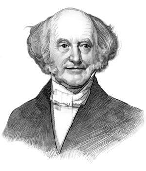 Martin Van Buren jacksonian era