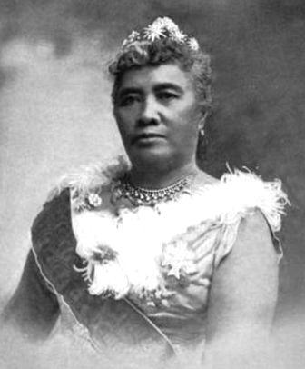 Queen Liliuokalani of Hawaii