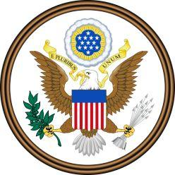 Great Seal of the United States: The USA Patriot Act