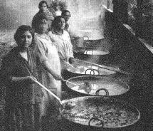 Soup Kitchens in the Great Depression: Types of pots used
