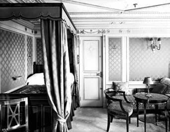 Picture of Titanic single berth suite