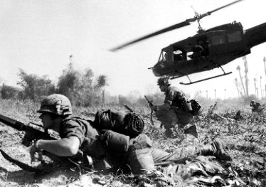 End of the Vietnam War