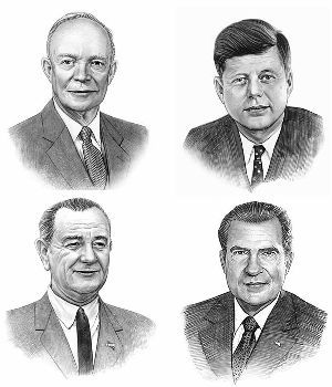 Vietnam War Presidents