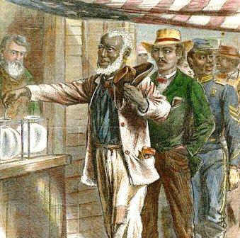 Voting in the Reconstruction Era